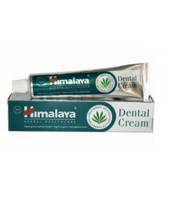 Pasta do zębów Dental Cream - Himalaya Herbals 100 g + 50 g GRATIS