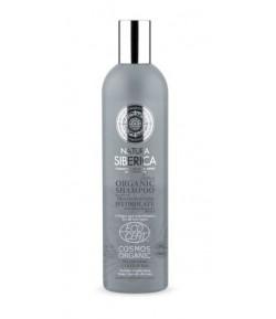 Szampon do włosów - Objetość i Odżywienie - Natura Siberica 400 ml
