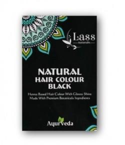 Czarna Henna do włosów - Lass 100 g