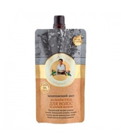 Balsam do włosów - Pielęgnacyjny - Ochrona Włosów Farbowanych - Bania Agafii 100 ml