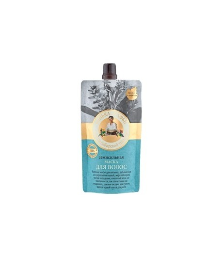 Maska do włosów - Super Silna - Wzmocnienie, Stymulacja Wzrostu - Bania Agafii 100 ml