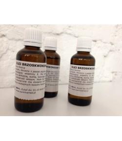 Olej z pestek brzoskwiń (Prunus persica) - Sunniva Med 50 ml