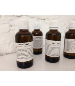 Olej z Alg brunatnych (fucus vesiculosus) - Sunniva Med 50 ml
