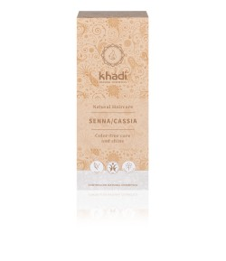 Cassia - Bezbarwna Henna - Khadi 100 g