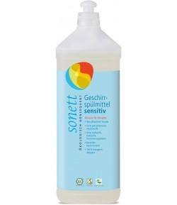 Ekologiczny płyn do mycia naczyń Neutral/Sensitive - Sonett 1 litr