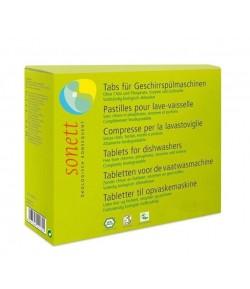 Ekologiczne tabletki do zmywarki - Sonett 80 szt.