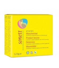 Ekologiczny proszek do prania - koncentrat - Sonett 1,2 kg