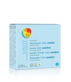 Ekologiczny proszek do prania Kolor Neutral - Sonett 1,2 kg