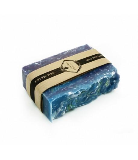 Mydło Purite - Sól z Morza Martwego 100-120 g - kostka