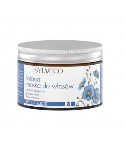 Lniana maska do włosów - Sylveco 150 ml