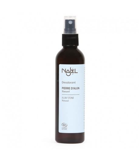 Ałun w sprayu naturalny dezodorant - Najel 125 ml