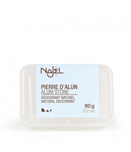 Kryształ ałun naturalny dezodorant - Najel 90 g