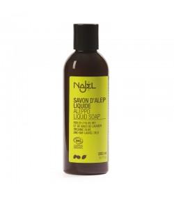 Mydło ALEPPO w Płynie - 3% Olejku Laurowego BIO - NAJEL 200 ml