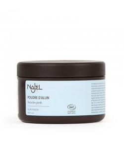 Ałun w proszku naturalny antyperspirant - Najel 150 ml