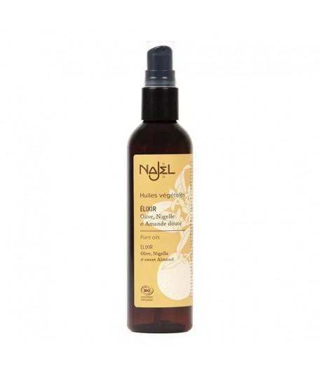 Eliksir z trzech olejków BIO - Najel 125 ml