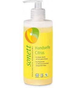 Mydło w płynie - Cytrus - Sonett 300 ml