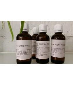 Olej z pestek wiśni ptasiej (Prunus Avium) - Sunniva Med 50 ml