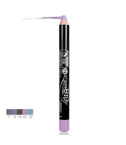 Cień w kredce KINGSIZE 22 lilac (metaliczny) - PuroBIO
