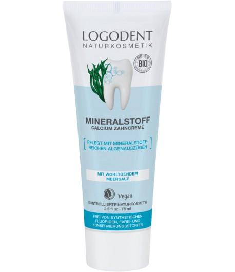 Pasta Mineralna do zębów - Logona 75 ml