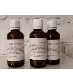 Olej Marula - tłoczony na zimno - Sunniva Med 50 ml