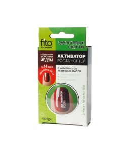 Zdrowe paznokcie - aktywator wzrostu - Fitokosmetik 10g