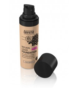 Podkład do makijażu - Ivory light 01 - Lavera 30 ml