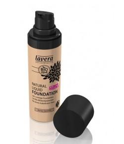 Podkład do makijażu - Honey Sand 03 - Lavera 30 ml