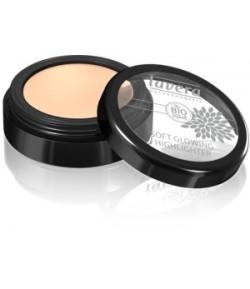 Rozświetlacz do twarzy Golden Shine 03 - złoty - Lavera 4 g