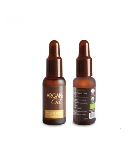 Olej Arganowy z pipetą - 30 ml (butelka z ciemnego szkła) - Efas