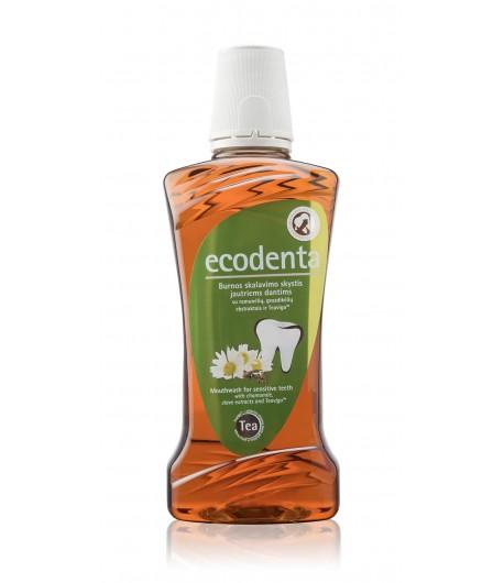 Płyn do płukania ust dla wrażliwych zębów - Ecodenta 480 ml