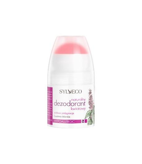 Naturalny dezodorant kwiatowy - Sylveco 50 ml