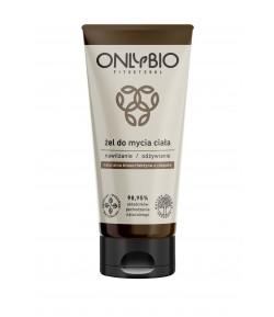 Żel do mycia ciała nawilżanie i odżywianie - OnlyBio 200 ml