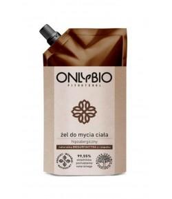 Hipoalergiczny żel do mycia ciała - opakowanie uzupełniające -OnlyBio 250 ml