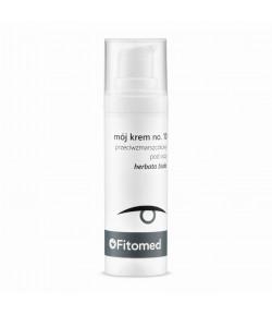 Mój Krem Nr 10 - krem pod oczy - naturalne działanie przeciwzmarszczkowe - Fitomed 30 ml