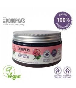 Odżywczy balsam do ciała - dla skóry normalnej i suchej - dr Konopka 300 ml