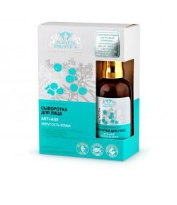 Serum do twarzy - dla tłustej i mieszanej skóry - organiczny olej gumiaka afrykańskiego - Planeta Organica 50 ml