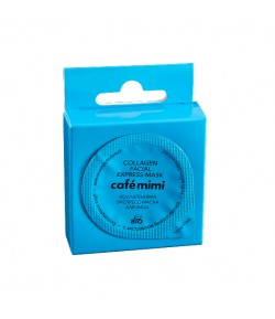 Maska do twarzy - kolagenowa express - Cafe mimi 15 ml