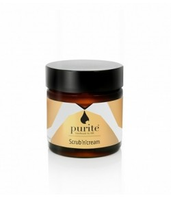 Scrub and cream - Purite 60 ml