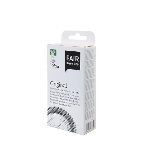 Prezerwatywy Original - Fair Squared 10 szt