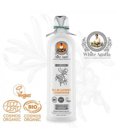 Balsam do włosów - Rokitnikowy - White Agafia 280 ml