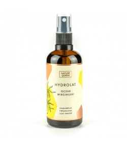 Hydrolat z Oczaru Wirginijskiego - Nature Queen 100 ml