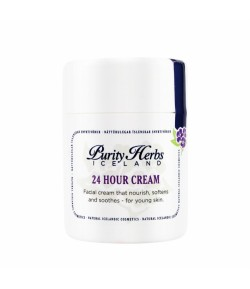 24 Hour Cream - Purity Herbs Iceland 50 ml