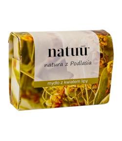 Mydło z kwiatem lipy - Natuu 80g
