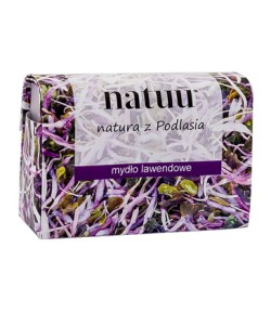 Mydło lawendowe - Natuu 80g