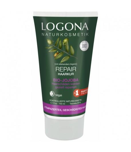 Odżywka do włosów z Jojobą - Logona 150 ml