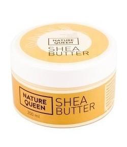 Masło shea - Nature Queen 200 ml