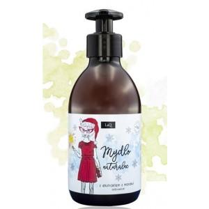 Mydło w płynie - Marakuja Christmas - LaQ 300 ml
