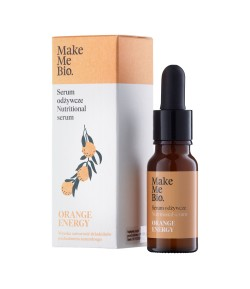 Orange Energy - Serum odżywcze - Make Me Bio 15 ml
