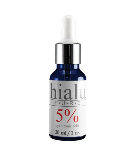 Naturalny Kwas Hialuronowy 5% - Natur Planet 30 ml