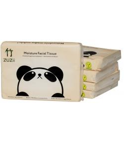 Bambusowe chusteczki z balsamem - ZUZii 40 szt.
